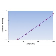 Alanine Aminotransferase Assay Kit II- Colorimetric